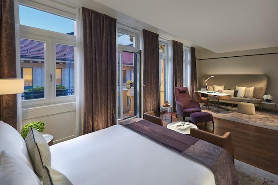 Mandarin Oriental, Milan, Junior Deluxe Suite