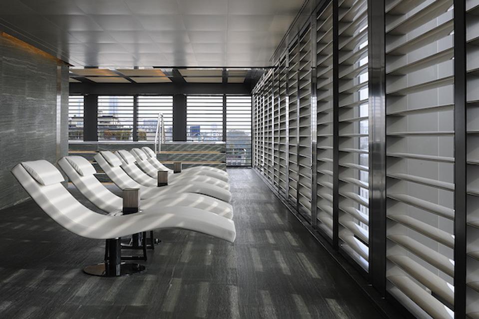 Armani Hotel Milano, SPA