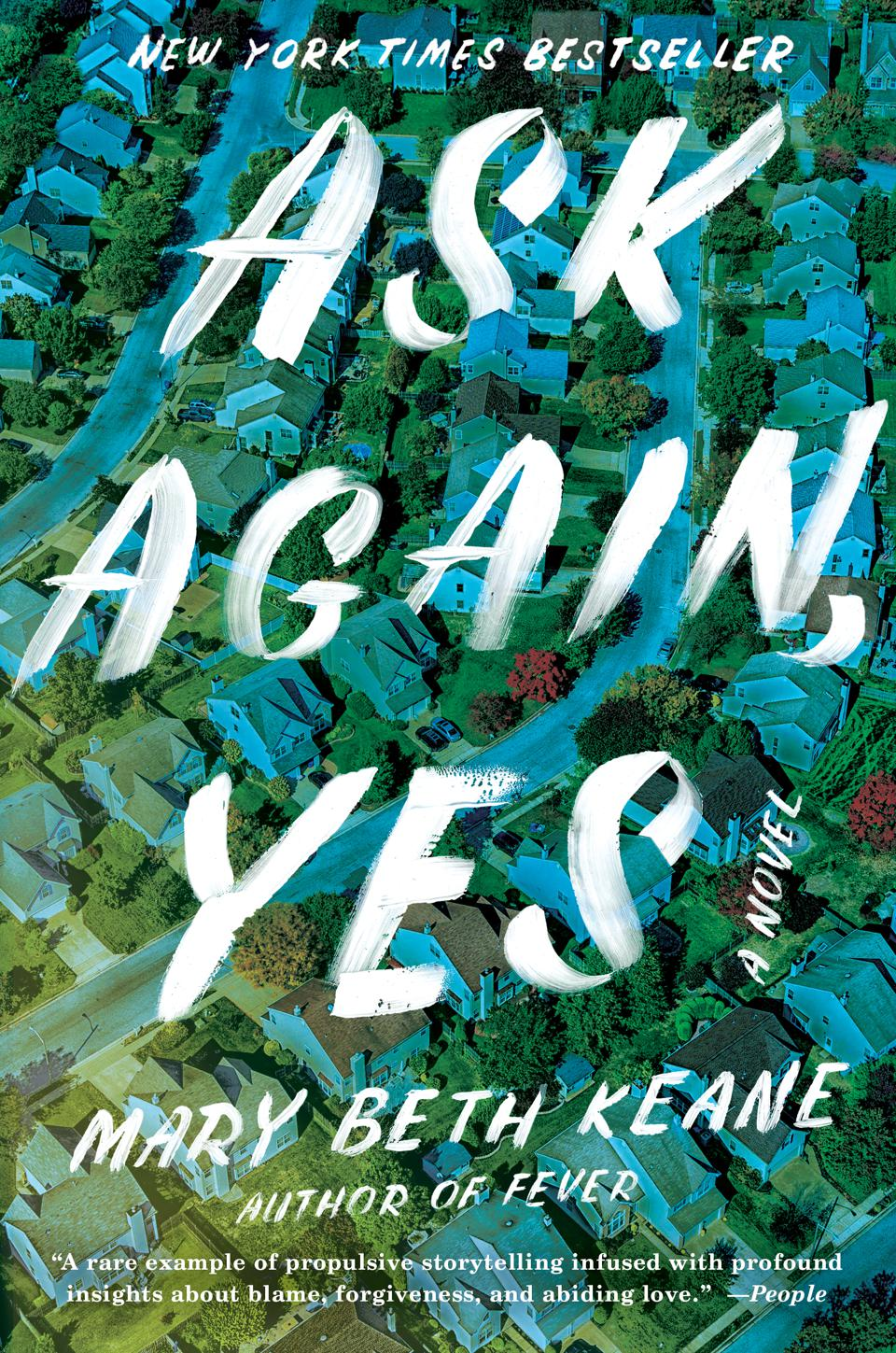 Ask Again Yes Mary Beth Keane Scribner