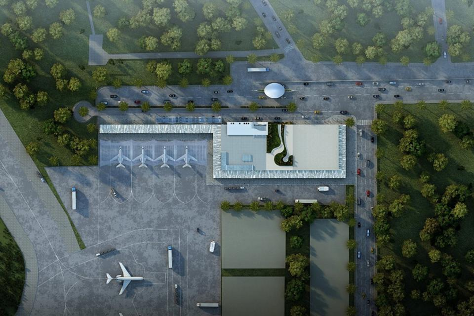 VIP terminal Indira Gandhi Airport