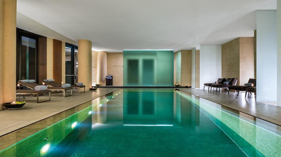 Bulgari Hotel Milan, Spa Swimming Pool