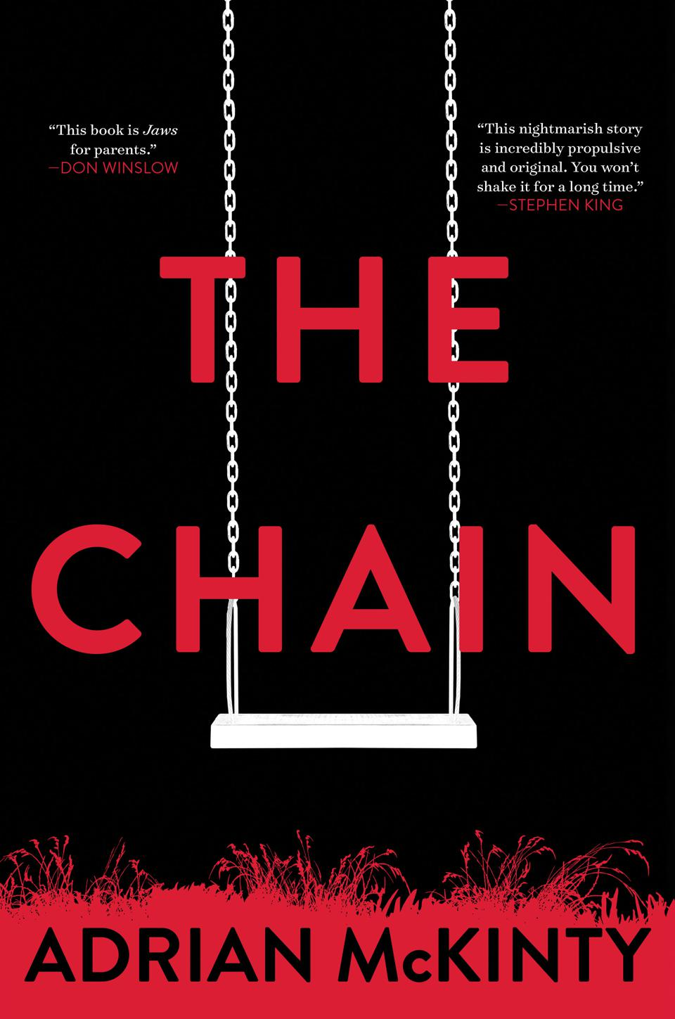 the chain adrian mckinty thriller summer books mulholland