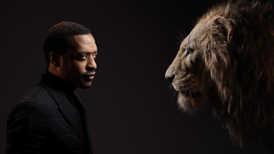 The Stars Of The Lion King Embrace Their Inner Animals In