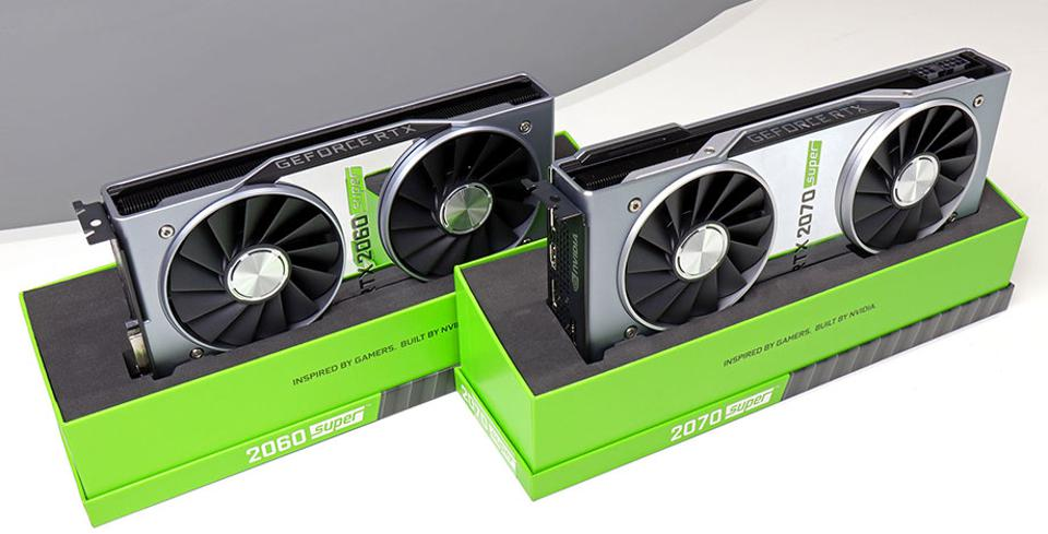 NVIDIA GeForce RTX Super Cards A Fierce Preemptive Strike