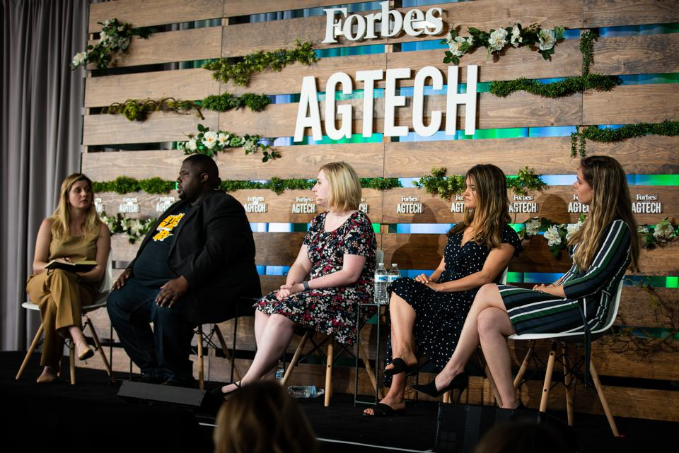pollination panel agtech
