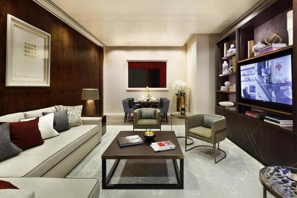 Heathrow VIP Suite