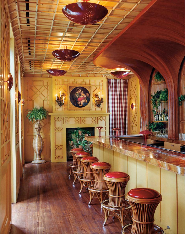 The Elysian Bar at Hotel Peter & Paul