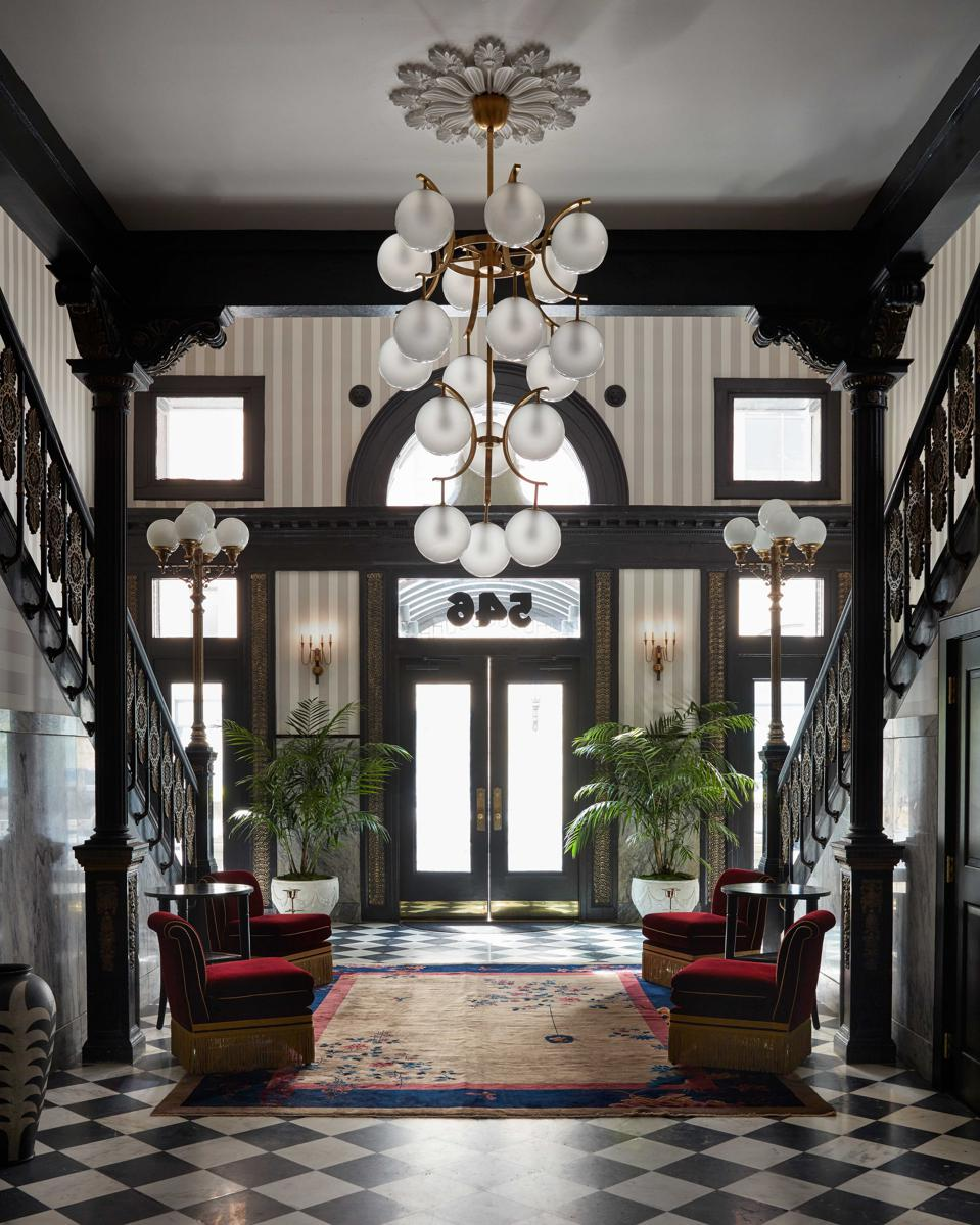 Two New Orleans Hotels Enter The Scene With A Lot Of