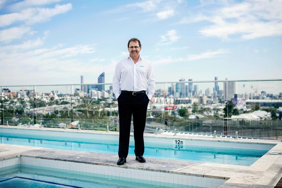 Poolwerx CEO John O'Brien.