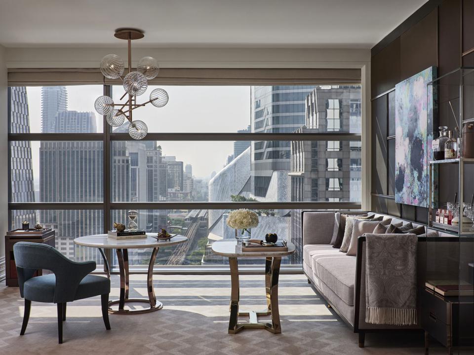 Rosewood Bangkok Manor Suite