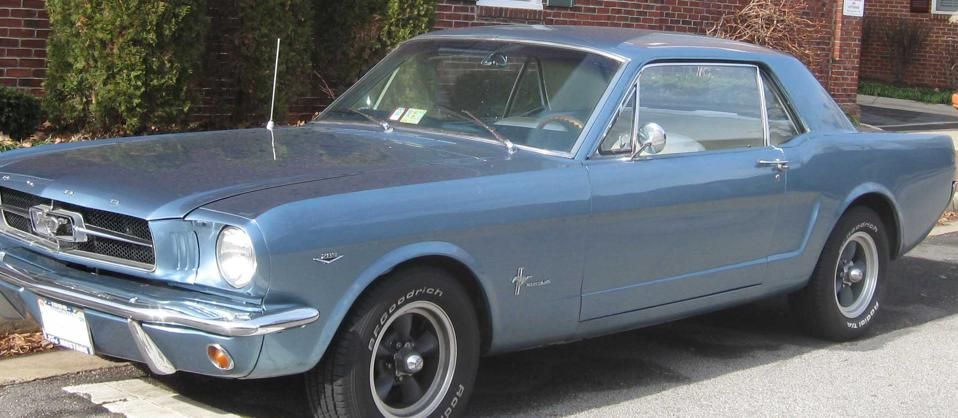 Iacocca's first product victory at Ford was the Mustang