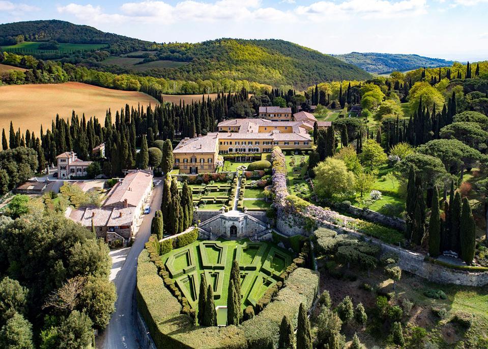 La Foce Garden Villa