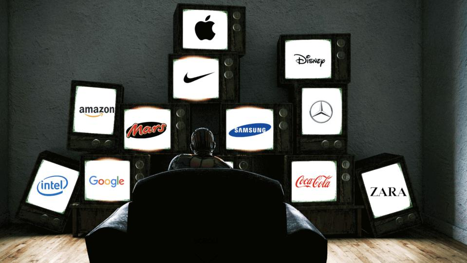 AMP mock-up of global brands for 2019 sonic brands survey