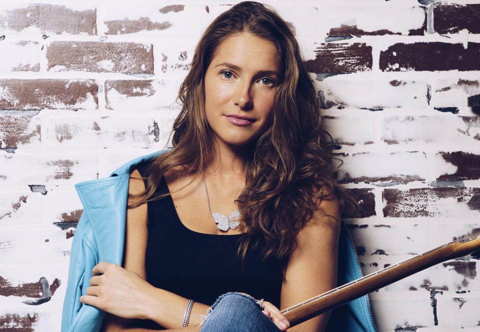 Singer, songwriter, and musician Caroline Jones