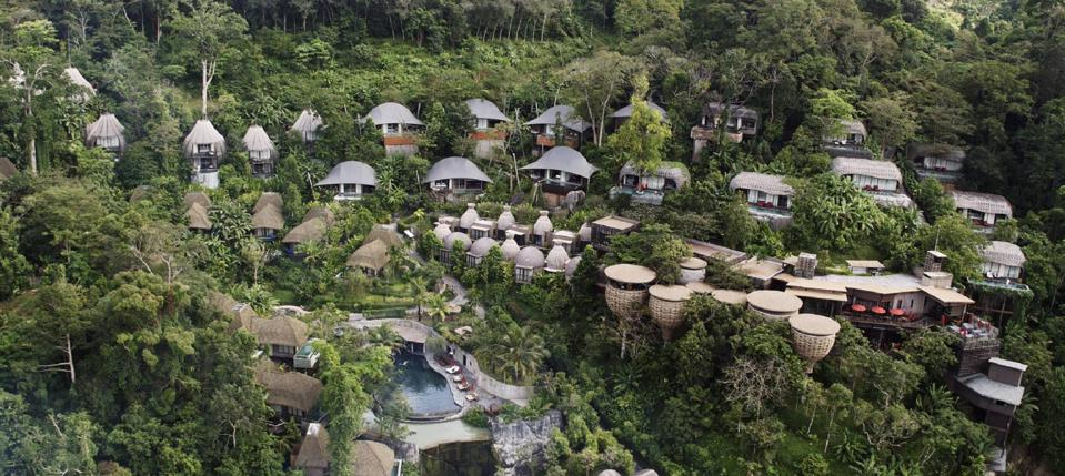 View of the villas at the Keemala Resort, Phuket_Where to Stay in Phuket