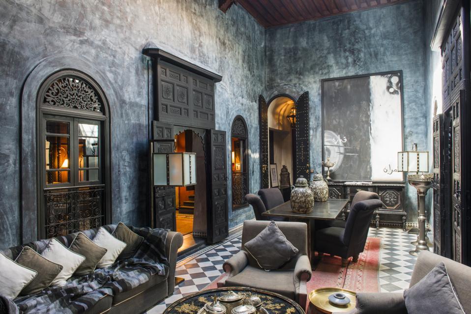 Dar Darma, Riads, Marrakech, Morocco