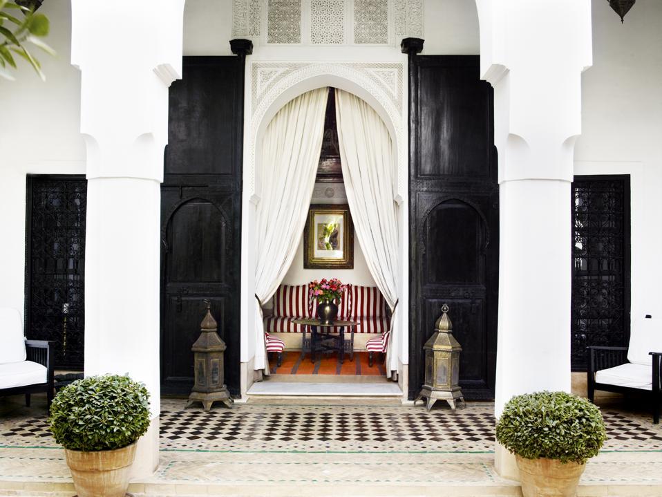 L'Hotel Marrakech, Jasper Conran, Marrakech, Morocco