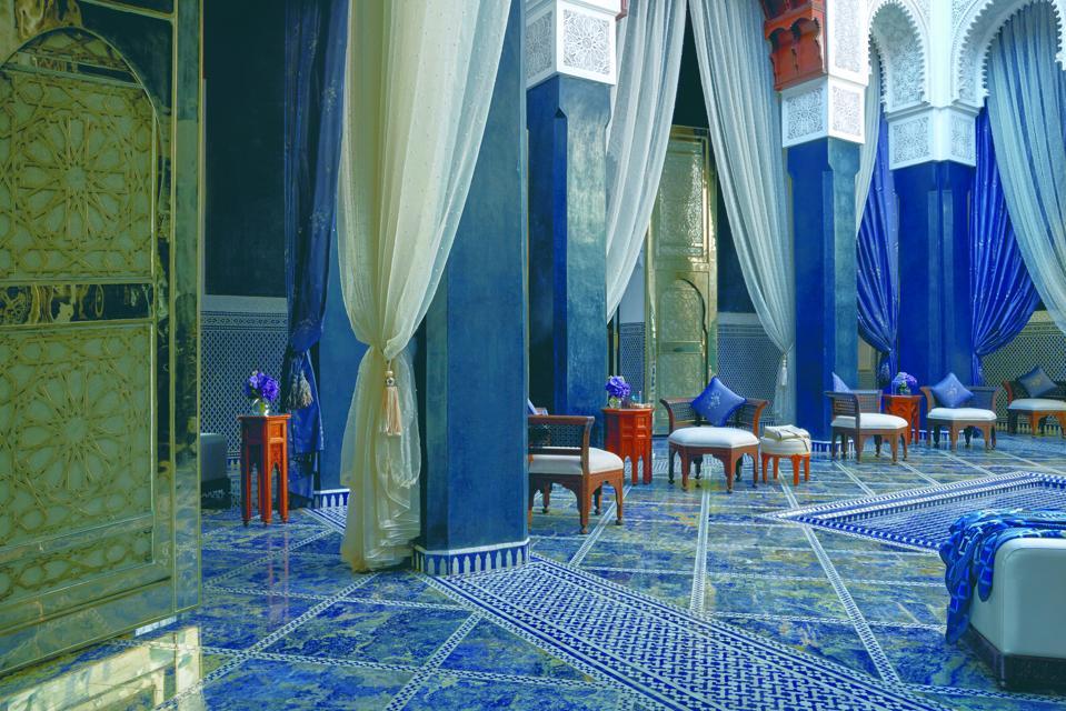 Royal Mansour, Marrakech, Morocco, King of Morocco