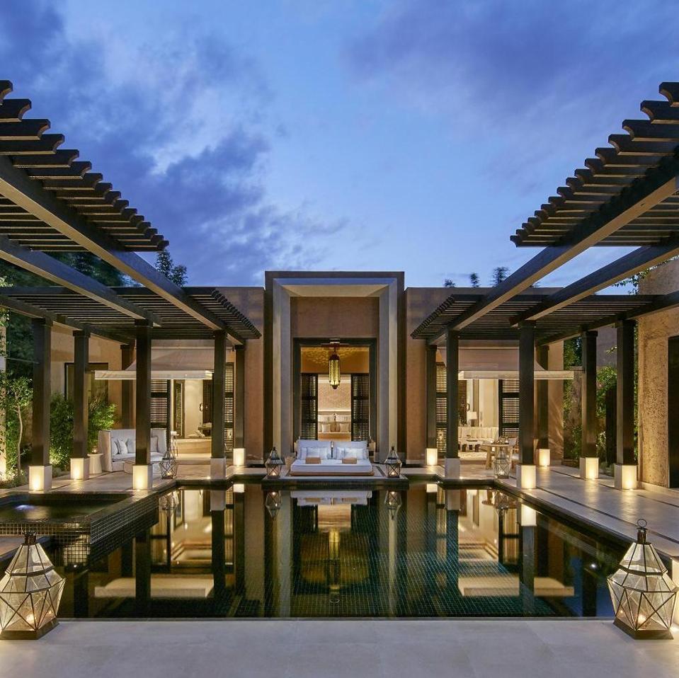 Mandarin Oriental, Marrakech, Mandarin Hotel Group, Marrakech, Morocco