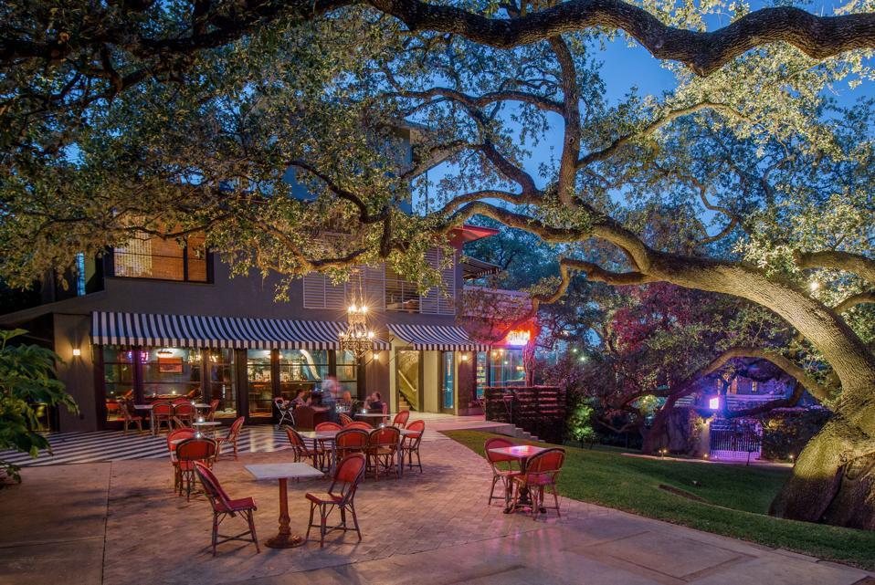 Hotel Saint Cecilia in Austin