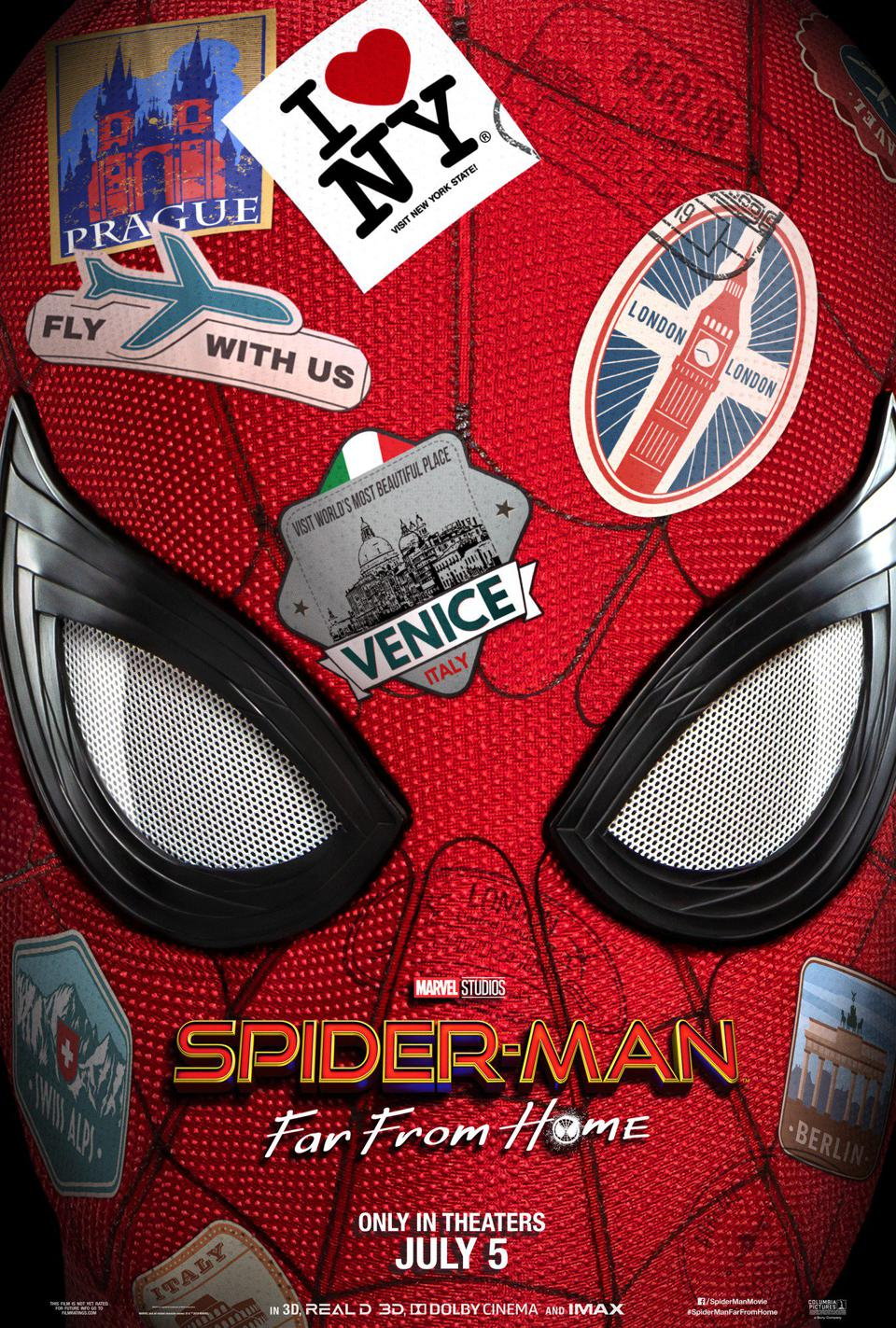 Review Spider-Man Far From