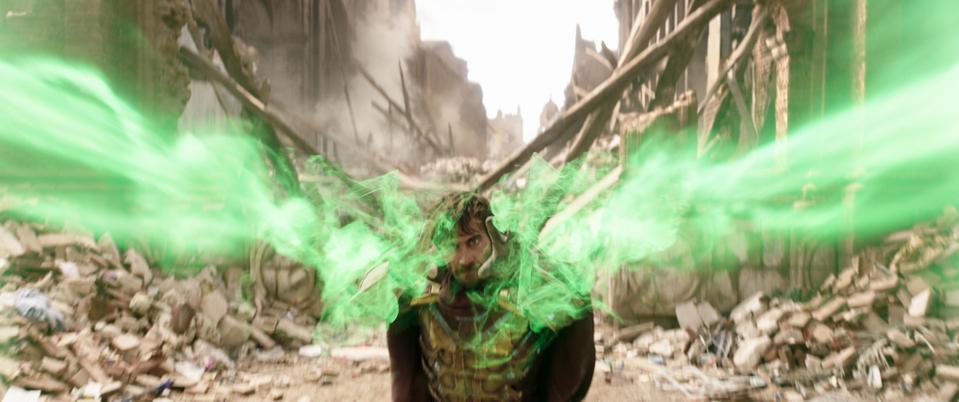 Jake Gyllenhaal stars in Sony-Marvel's ″Spider-Man: Far From Home″