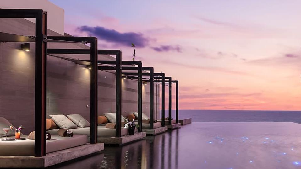 Aleenta Phuket resort in Phuket, Thailand.