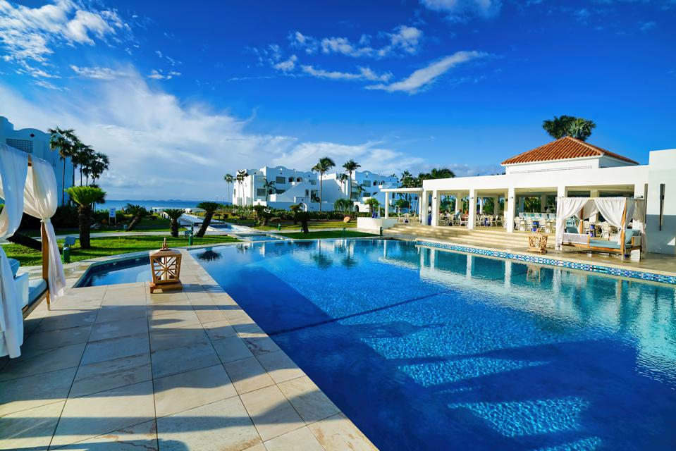 CuisinArt Golf Resort & Spa in Anguilla.