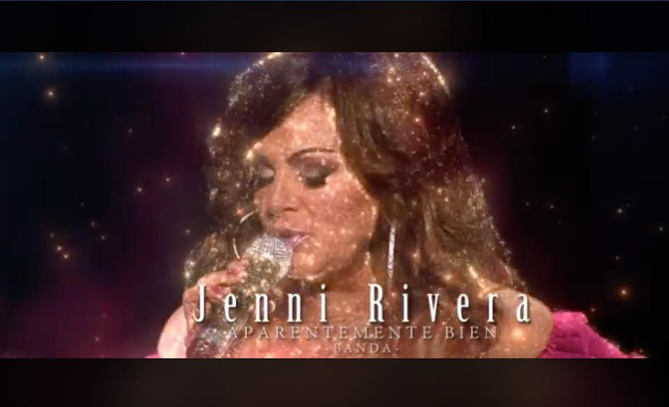 Jenni Rivera butterfly