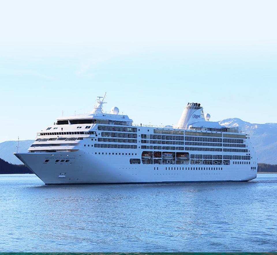 Regent Seven Seas - Seven Seas Mariner