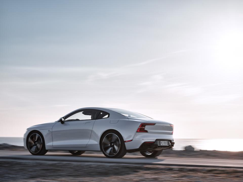 The design is closely linked to the Concept Coupé, a popular choice amongst critics when it was shown in 2013