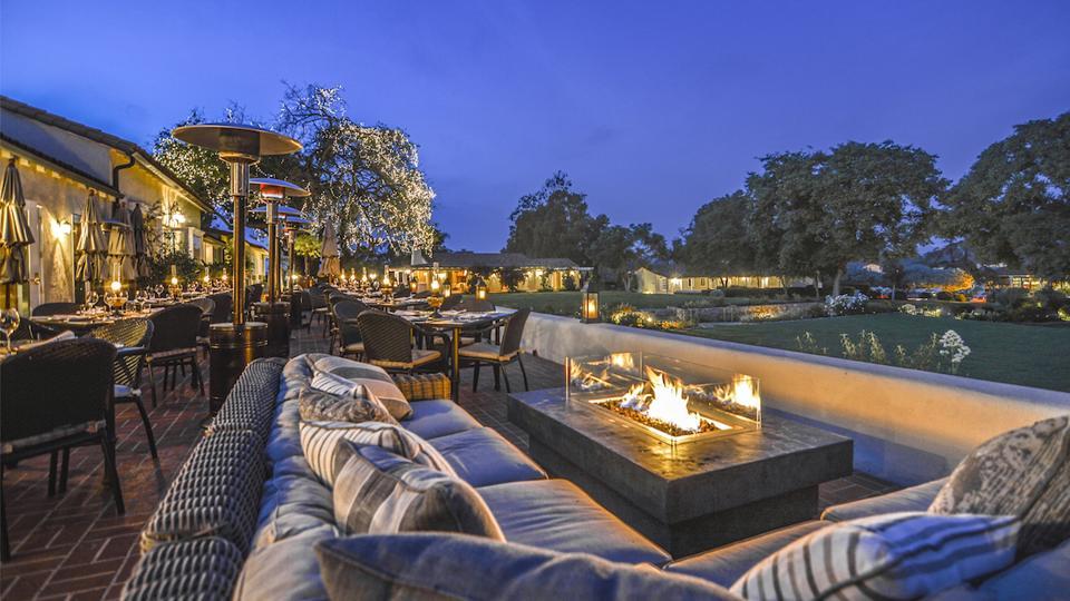 Inn at Rancho Santa Fe Morada terrace