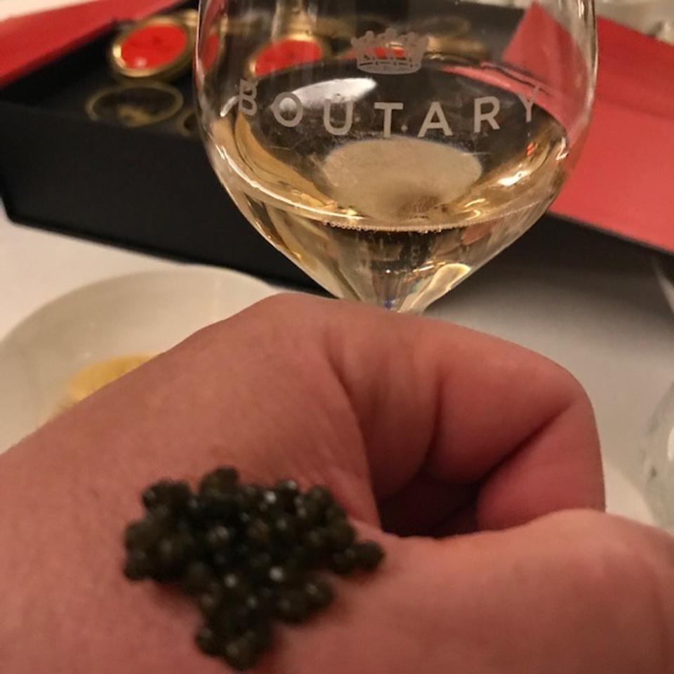 Blind Caviar Tasting