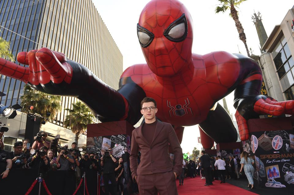 World Premiere of ″Spider-Man: Far From Home″ - Red Carpet