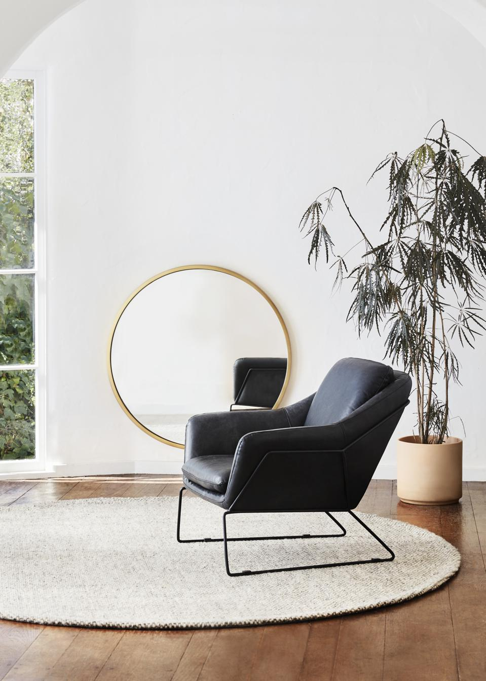 Feather offers consumers the chance to rent designs from brands such as West Elm
