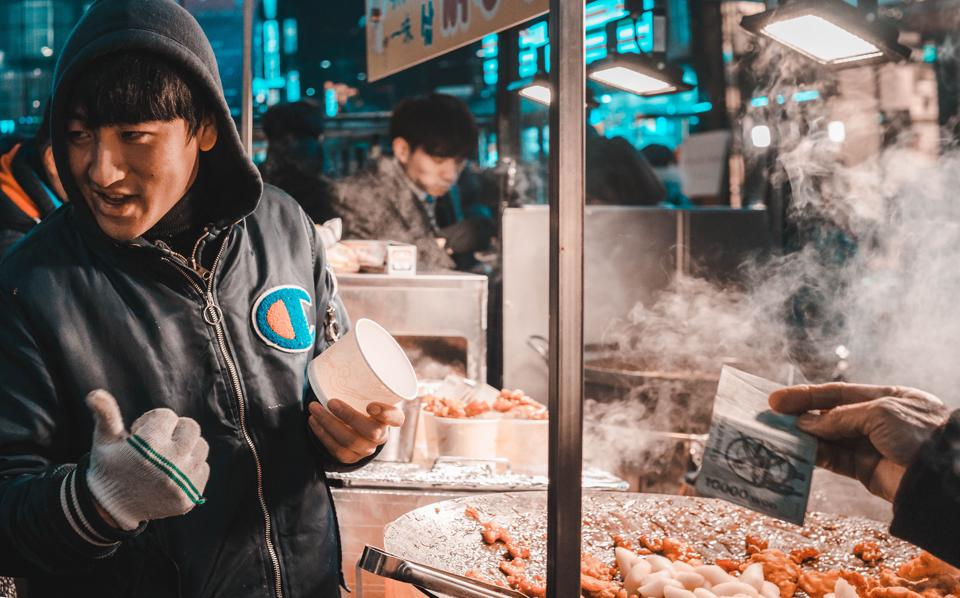 Seoul's street food scene is thrillingly diverse, affordable, and downright delicious.