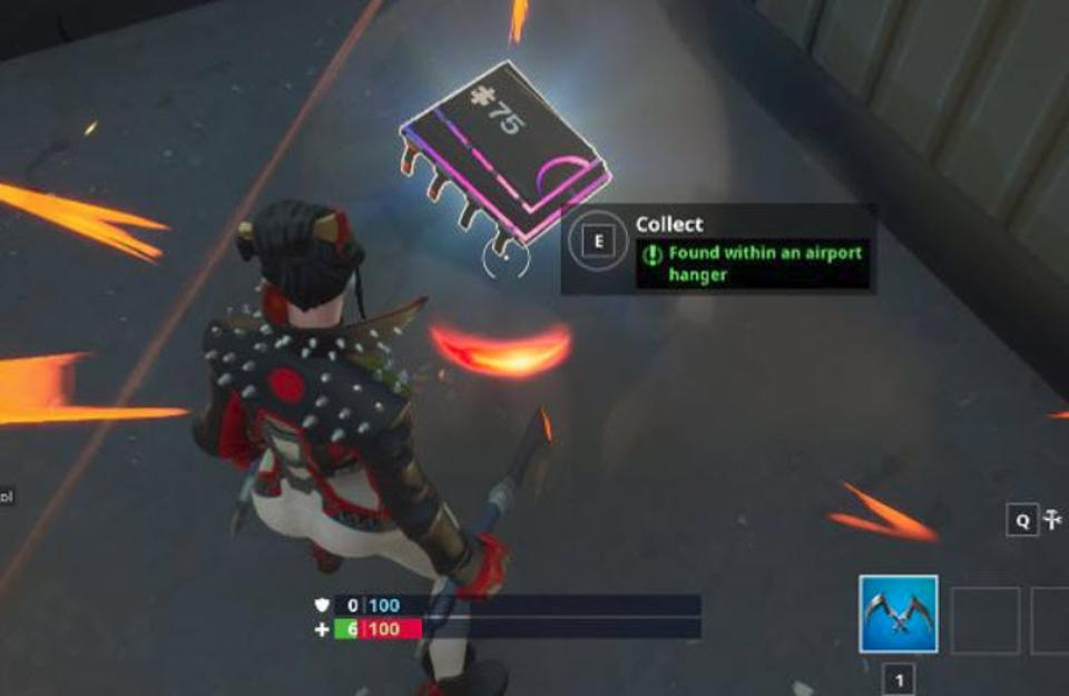 Fortnite Complete Season 9 Fortbyte List Where To Find Every