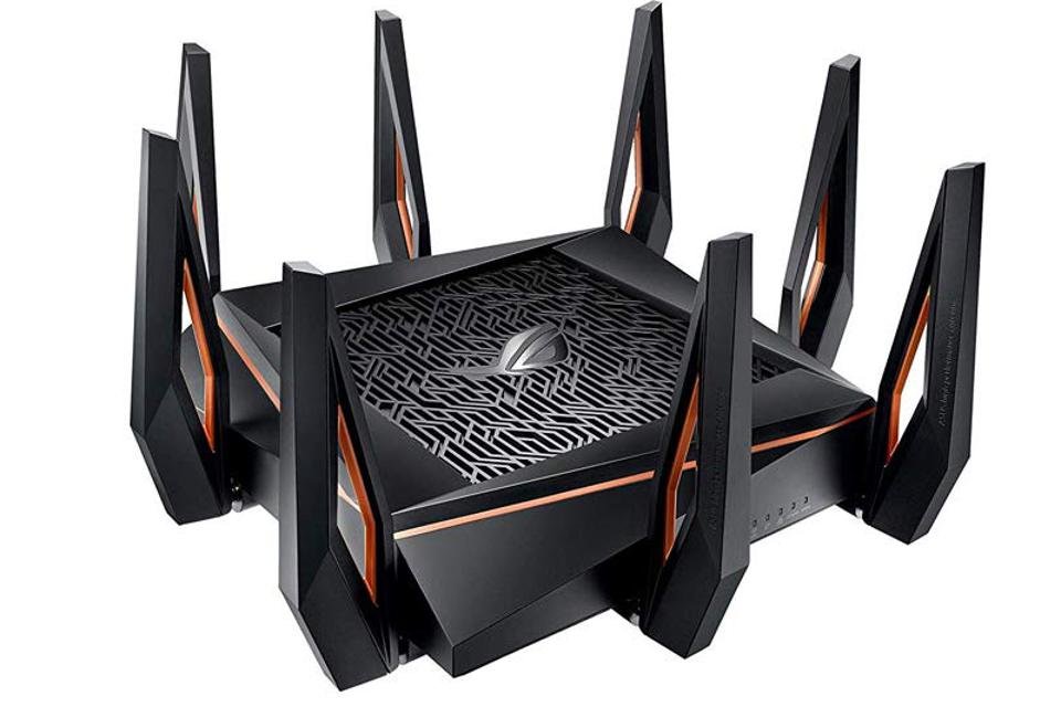 .Asus router