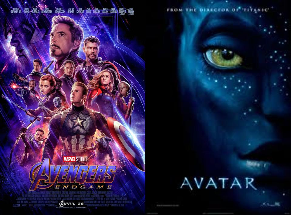Avengers: Endgame and Avatar