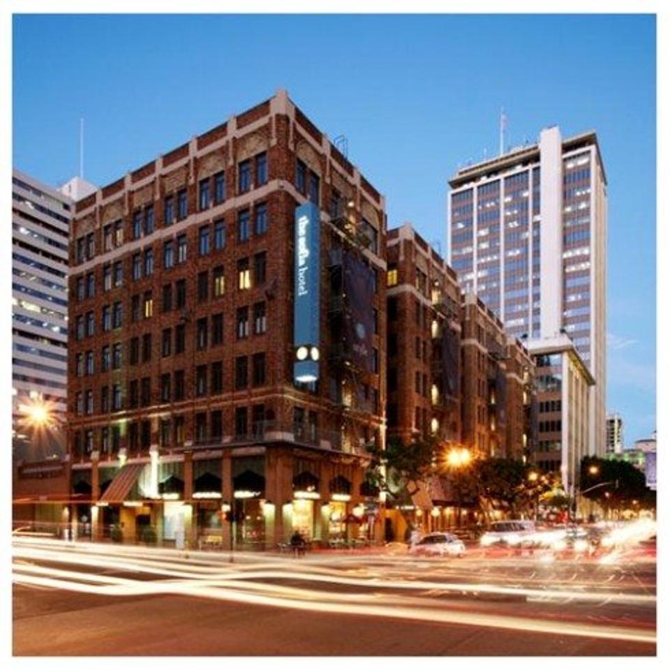 Ang Sofia Hotel Downtown