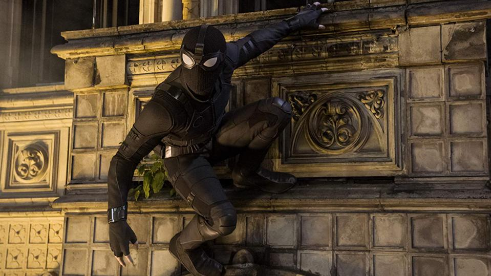 Tom Holland in 'Spider-Man: Far From Home'