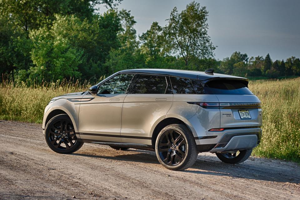 2020 Range Rover Evoque Options And Price >> 2020 Range Rover Evoque P300 Hse The Same But Different