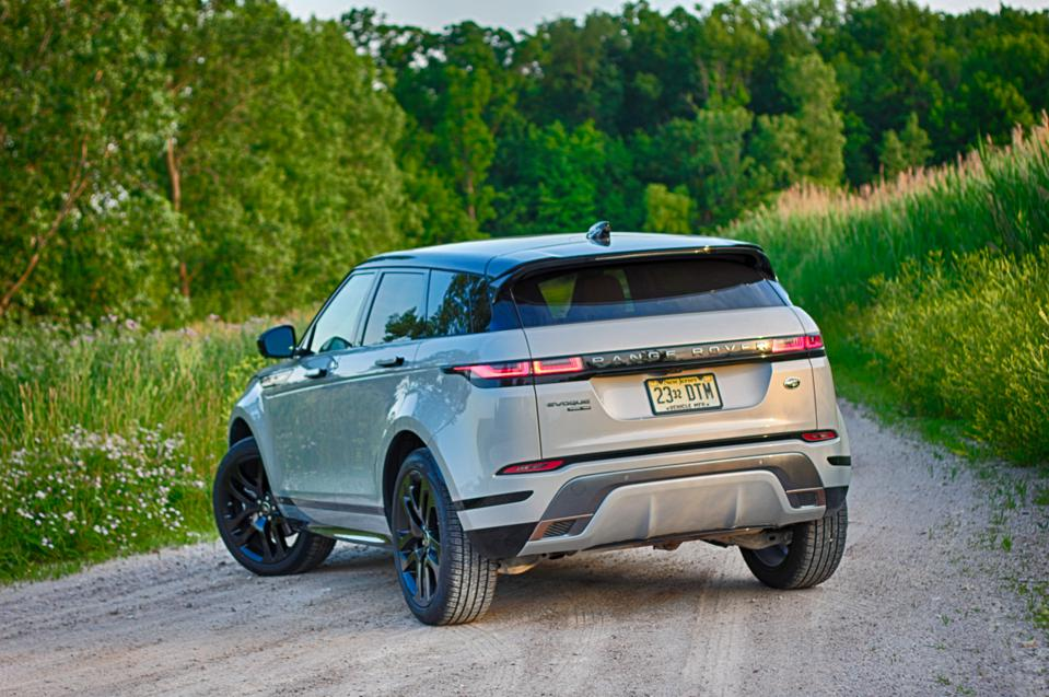 2020 Range Rover Evoque P300 HSE - The Same, But Different