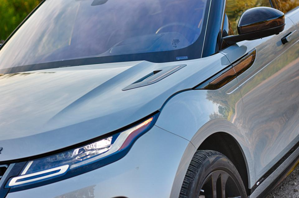 2020 Range Rover Evoque P300 HSE R-Dynamic