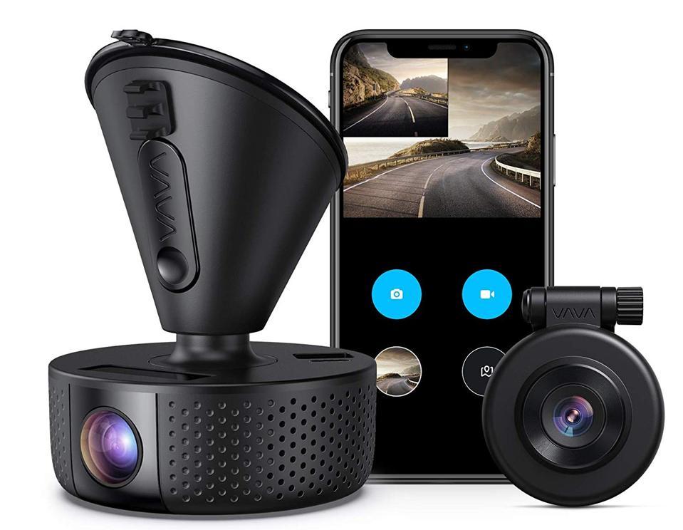 VAVA Dual dash cam system