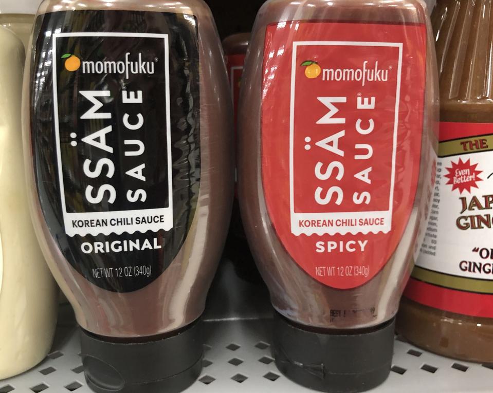 Momofuku Ssam sauce