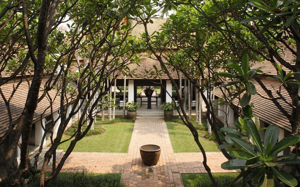 Rachamankha Chiang Mai hotel
