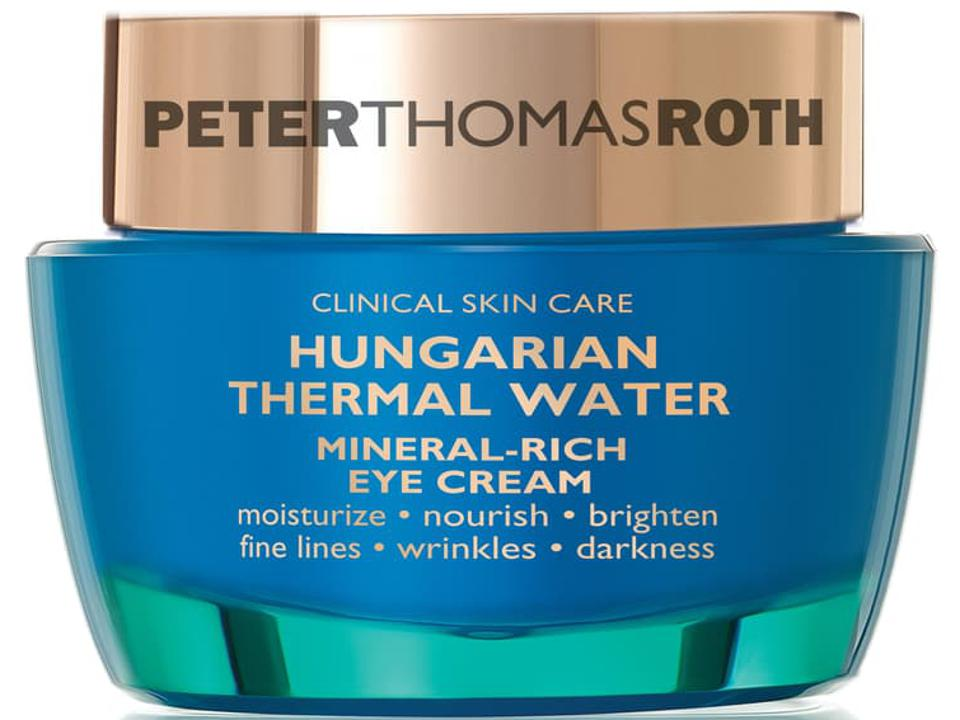Hungarian Thermal Water Mineral Rich Eye Cream from PETER THOMAS ROTH
