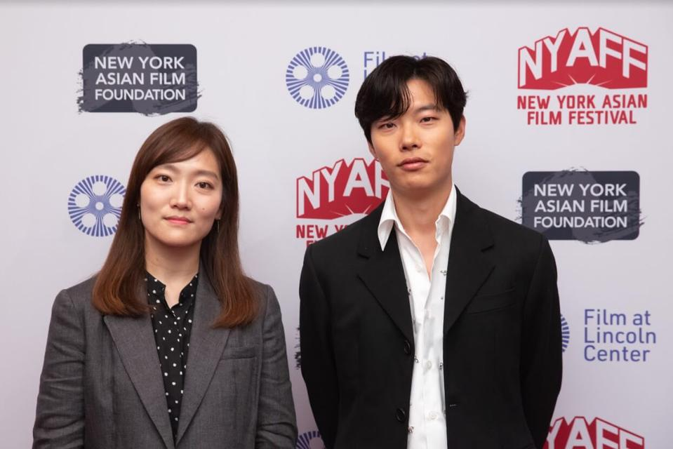 Park Noo Ri and Ryu Jun Yeol