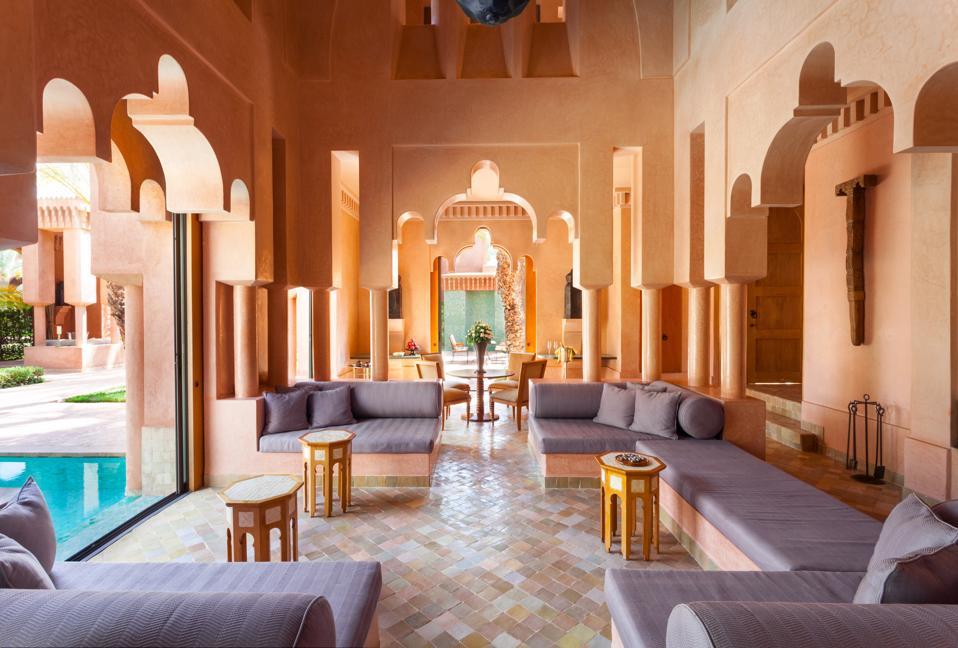 Best Hotels in Marrakech, Amanjena